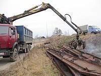 Вывоз металлолома в Балашихе
