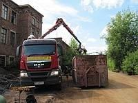 Вывоз металлолома в Звенигороде