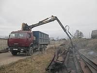 Вывоз металлолома в Дзержинском Московской области