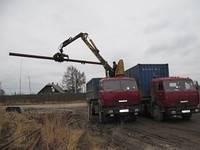 Вывоза металлолома в Долгопрудном